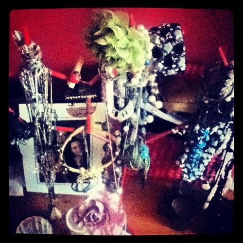 #jewellery#tree#summer#red#green#beautiful#1d (Taken with instagram)