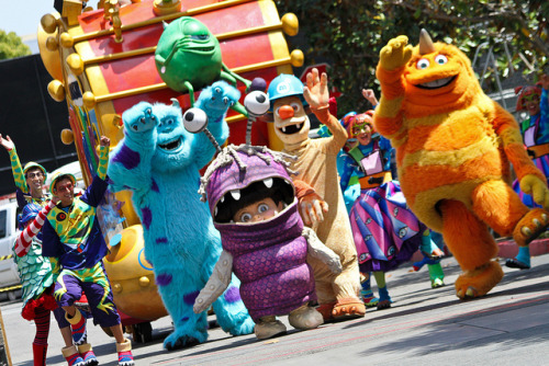 heytherejere:  Pixar Pals – Monsters, Inc.: Monsters Mayhem on Flickr.  THEY'RE COMING FOR YOU