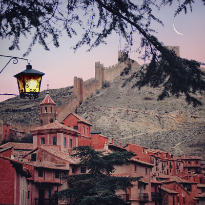 vacilandoelmundo:  Albarracín, Spain
