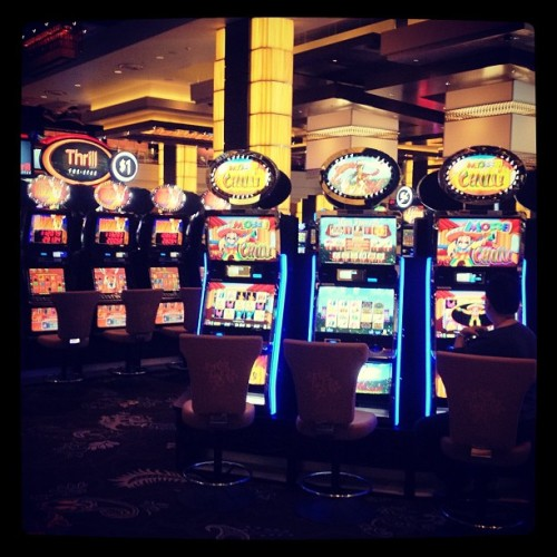 Taken with Instagram at The Star Hotel & Casino