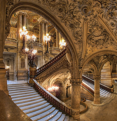Paris, Operahouse