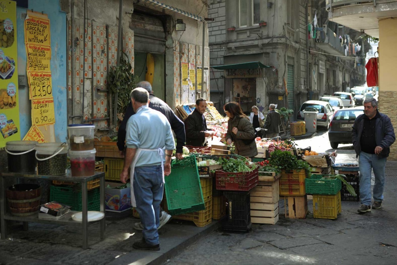 Naples, octobre 2010