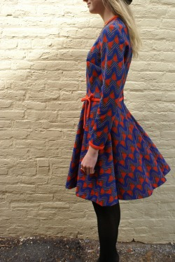 70s British CARNABY St dress