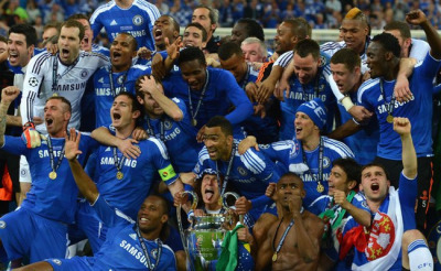 Legends. Champions of Europe 2012, my Chelsea boys !!