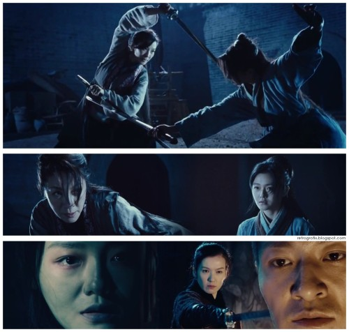Jianyu 2010 - Director: Chao-Bin Su Michelle Yeoh, Woo-sung Jung, Barbie Hsu, Kelly Lin, Shawn Yue   Jianyu 2010 […more Images] Set in ancient China, Zeng Jing is a skilled assassin who finds herself in possession of  the mystical Buddhist monk Bodhidharma's remains. She begins a quest to return the remains to its rightful resting place, and thus places herself in mortal danger because a team of assassins is in a deadly pursuit to possess the remains which holds an ancient power-wielding secret and it said whoever has them will rule the martial arts world forever.