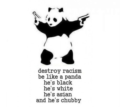 let us all be panda