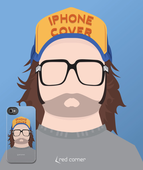 30 ROCK Frank inspired Iphone case design at Red Bubble. http://www.redbubble.com/people/red-corner/works/8878071-frank-30-rock?p=iphone-case&type=iphone4_deflector