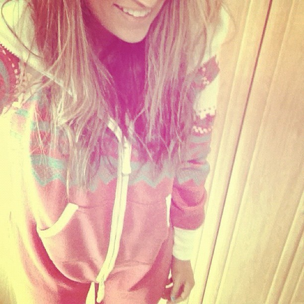 #onesie #sunday #all in one #pink #blue #photography #fashion #stylist #charlie #fi the best way to spend a sunday is in a onesie with the hood up #lazy #day #swag #hoody #smile #pretty #follow #cute #shopping #happy  (Taken with instagram)