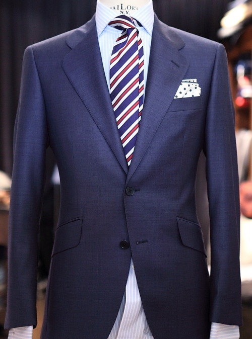 quietlywelldressed:  Suit