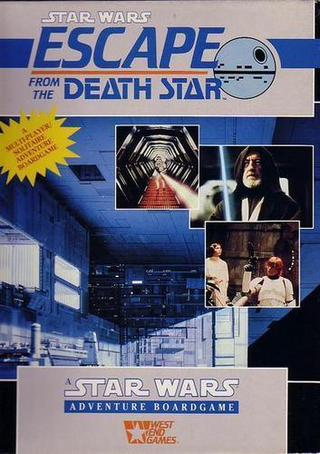 Star Wars: Escape From the Death Star, West End Games, 1990