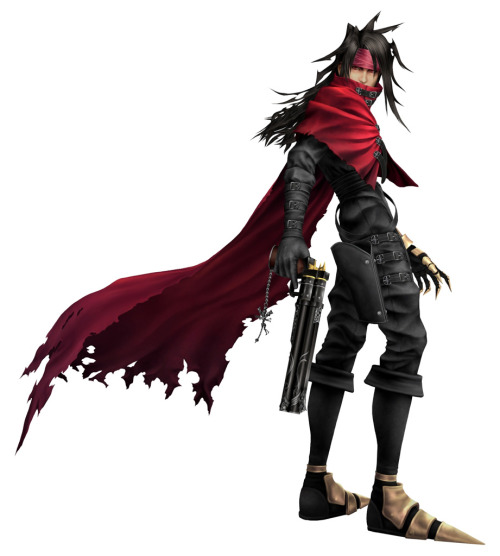 Character Challenge - Day 27 27. An Overrated Character … Vincent Valentine from FF7. What I like to say about FF7 is that it is an amazing game, it is great, but it's also extremely overrated. Vincent has no real dialogue or very interesting traits. He's BA, that's all I see him as.