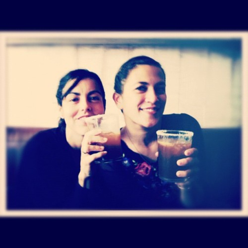 #tacos #micheladas #mexican #barcelona #lacoronela (Taken with Instagram at Cantinita de la Coronela)