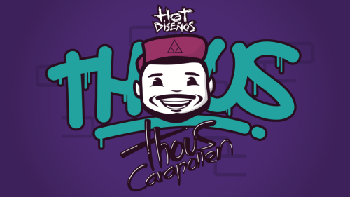 Thous Carapollen Made In HOT by ~elhot