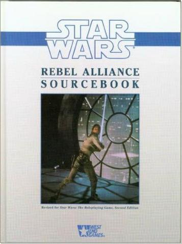 Star Wars Rebel Alliance Sourcebook, West End Games, 1990 I wonder how much of the information inside has changed since recent updates / new releases in the Expanded Universe (EU)?