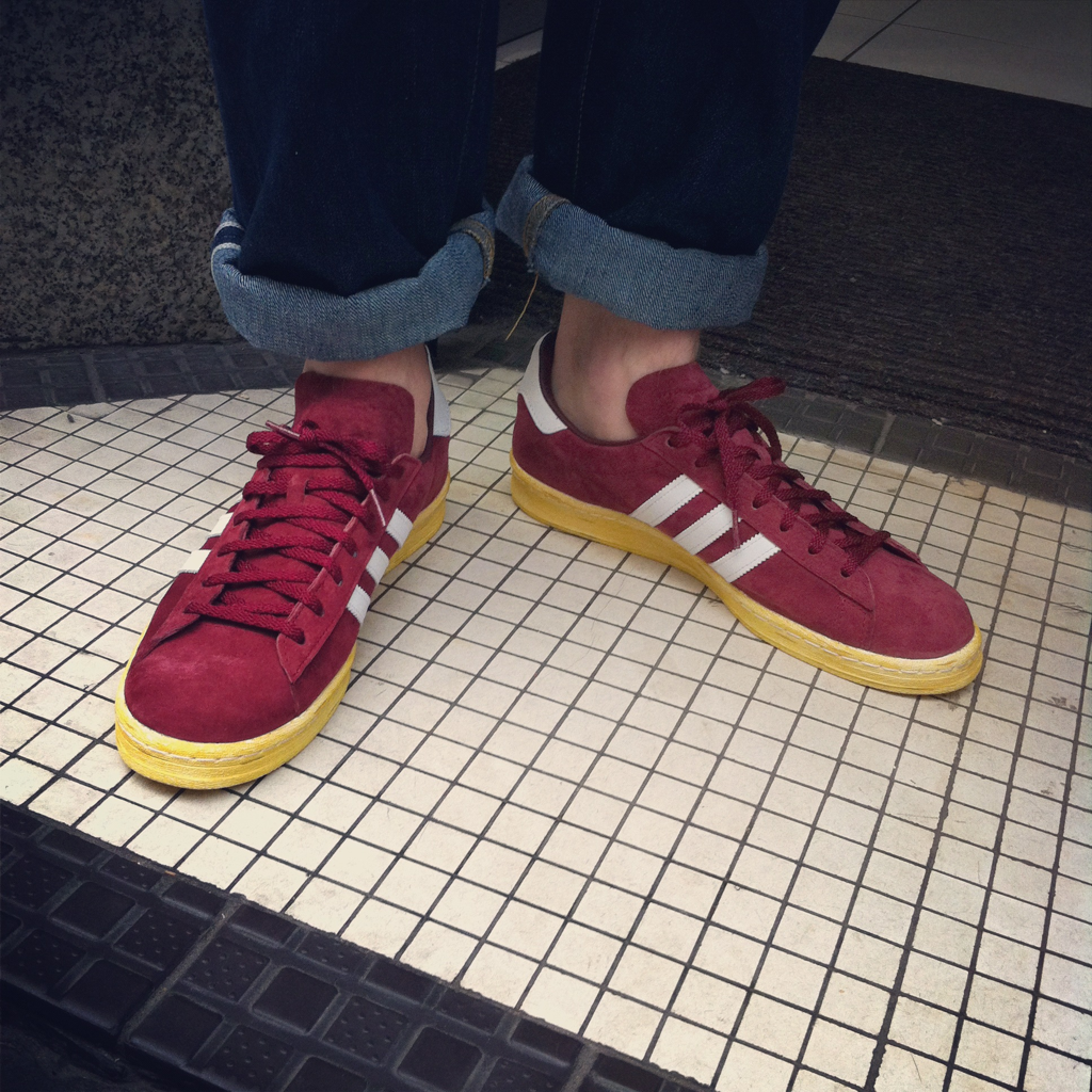 Adidas X Mita Campus ( Japan pack )