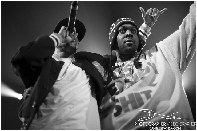 Smokers Club Tour 2011 in Toronto by thecomeupshow on Flickr.