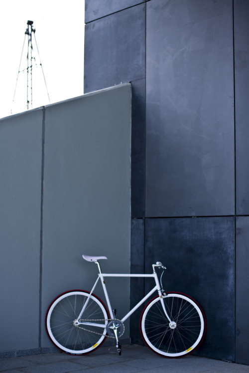 bikeme:  New Bike from Bike Me / Photo by Paulina Motyka