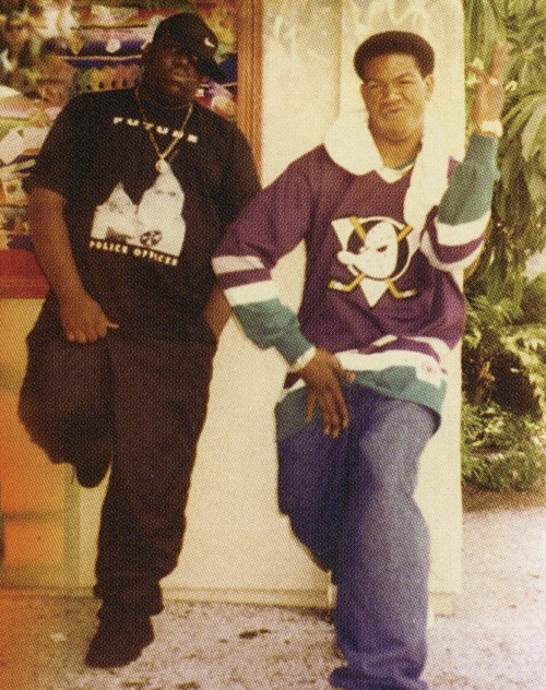 johngotty:  Biggie Smalls + Craig Mack