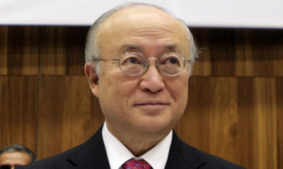mohandasgandhi:  IAEA chief to visit Iran for nuclear talks   The head of the UN nuclear watchdog will arrive in Tehran on Monday morning for a day of negotiations with the Iranian government on its co-operation with the agency, at the start of a week that is likely to be critical to an international effort to defuse tensions in the Gulf. Yukiya Amano, director general of the International Atomic Energy Agency (IAEA), will hold talks with Iran's chief nuclear negotiator, Saeed Jalili, and senior officials from the country's nuclear programme, with the aim of reaching a breakthrough agreement on inspections of sites and access to scientists suspected of having been involved in work on nuclear weapons. Two days later, Jalili will meet the EU foreign policy chief, Lady Ashton, and senior diplomats from six world powers – the US, UK, France, Russia, China and Germany – in Baghdad to discuss other confidence-building measures, including limits on Iranian uranium enrichment. The degree of progress at both meetings is likely to have an important bearing on the level of tension surrounding Iran's nuclear programme, the likelihood of an Israeli military strike against Iranian nuclear sites, and global oil prices. Amano's trip to Tehran is the first by an IAEA director general since his predecessor, Mohamed ElBaradei, visited in 2009. If the Japanese diplomat succeeds in securing an agreement on the IAEA investigation into alleged Iranian work on nuclear weapons, it would vindicate his tough approach to Tehran in the face of criticism that he is too closely aligned with the west. (Continue reading…)  You can read more about the criticisms against Amano here and more about Iran, including the nuclear issue, here.