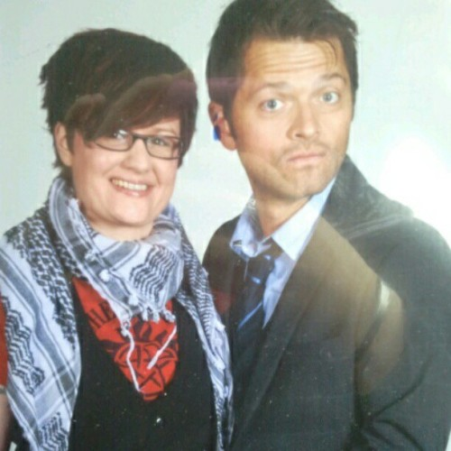 AAAARGGRRGGHH!! MY MISHA PHOTO IS AWESOME!! (Taken with instagram)