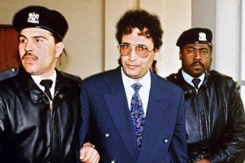 Convicted Lockerbie bomber Abdel Basset al-Megrahi dies at 60 He outlived the Libyan regime: In the late 1980s, al-Megrahi, the security chief for Libyan Arab Airlines, worked covertly for Libya's Jamahiriya Security Organization, giving him knowledge of the weaknesses that many airliners have — which allowed him to know how to place a suitcase bomb on an airliner. That plane, Pan-Am flight 103, exploded, causing the deaths of 270 people over and around Lockerbie, Scotland — one of the worst terror attacks in history. While there is some question as to whether al-Megrahi was innocent (he was linked via forensic evidence after an international manhunt), he was convicted in the bombing, which also played a role in the eventual demise of Pan Am airlines. All that would be surprising on its own — but in 2009 came another surprise, when a Scottish court allowed al-Megrahi, suffering from terminal prostate cancer, to return home to Libya. He was expected to live three months. He lived almost three years — long enough to see the demise of the Gaddafi regime which he'll forever be associated with. (photo by Manoocher Deghati/AFP/Getty Images)