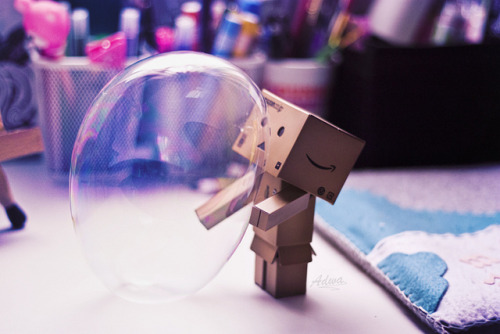 I ♥ Bubble by Adwa Fahad =$ on Flickr.