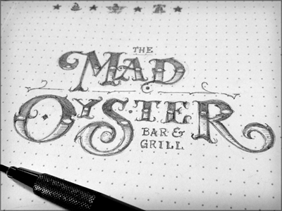 visualgraphic:  The Mad Oyster