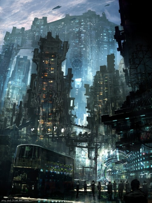 velvetcyberpunk:  So cool.