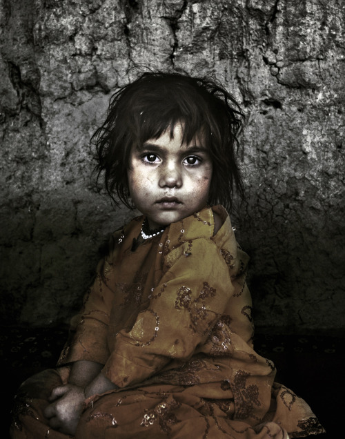 At the age of 4, Nazia was sold by her father for $800 to a 50-year-old man from Helmand in order to pay for the medical treatment of her ill 8-year-old sister. Photo: Jonte Wentzel The war in Afghanistan is not over. Help us tell the story. Fund our Kickstarter.
