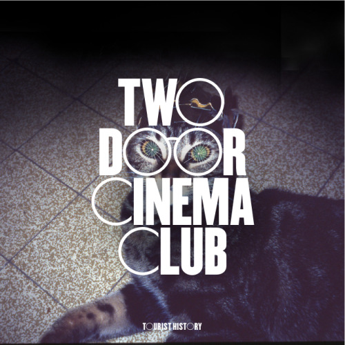 "Two Door Cinema Club - Tourist History ""Tourist History"" is a snappy pop record that throws a bit of pixie dust at your face to compensate for the fact it's really simplistic. It's not something you end up hating Two Door Cinema Club for, I mean, their choruses stick around your brainwaves like leeches and they wear their European presence on their sleeve; instant love for some, right? ""Tourist History"" falls next to the likes of Foals and Phoenix and make for great indie pop mix-tape material, but aside that notion, ""Tourist History"" is the 'flavor of the week' pop album that you'll certainly forget about, not matter how infatuated you get. (7/10) ———————————————————————- Follow us! Entertainment review blog: That's My Dad  Tumblr: http://itwascoolandfunny.tumblr.com/ Twitter: @itsmydad"