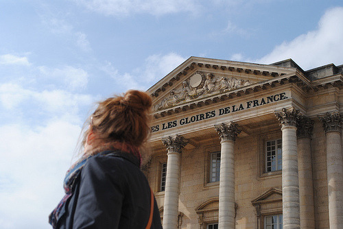 spatiale:  Versailles (by film festival)