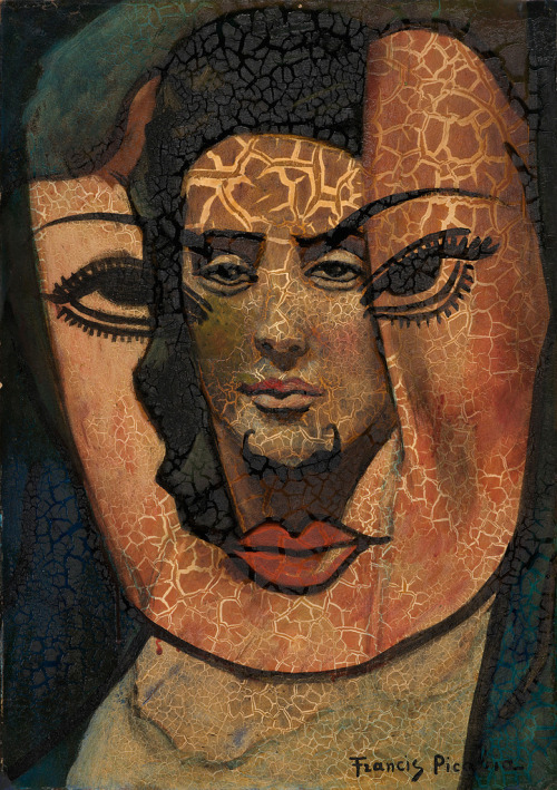 blueruins:  Masque Ouvert (1931) by Francis Picabia