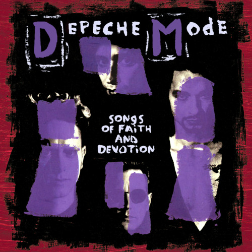 Now playing: Depeche Mode – Songs Of Faith And Devotion
