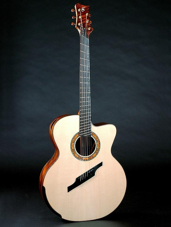 musicandgear:  Greenfield Model G4.2