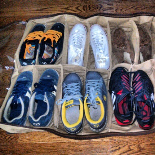 spoiledblog:  My #Top Six #Kicks (Taken with instagram)