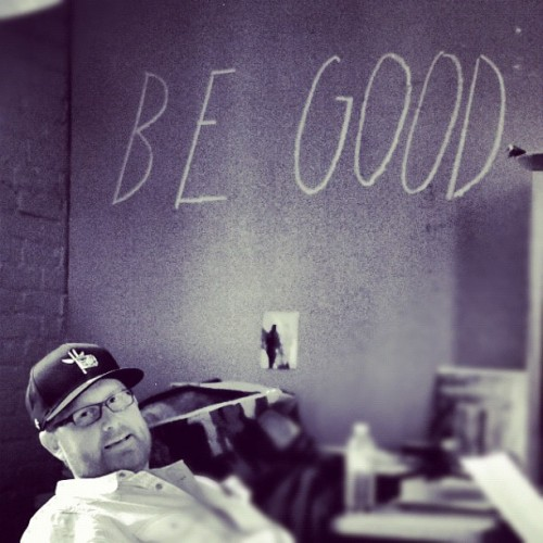 jeff be good - michael rababy photo (instagram version) more here: http://www.facebook.com/fullonrad