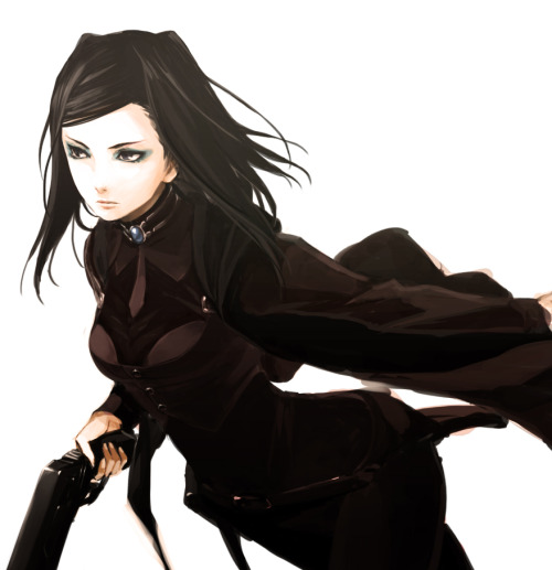 That's Ergo Proxy!