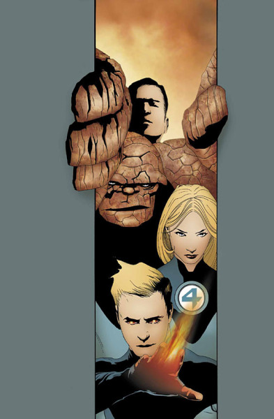 comicartappreciation:  Ultimate Fantastic Four // Jae Lee