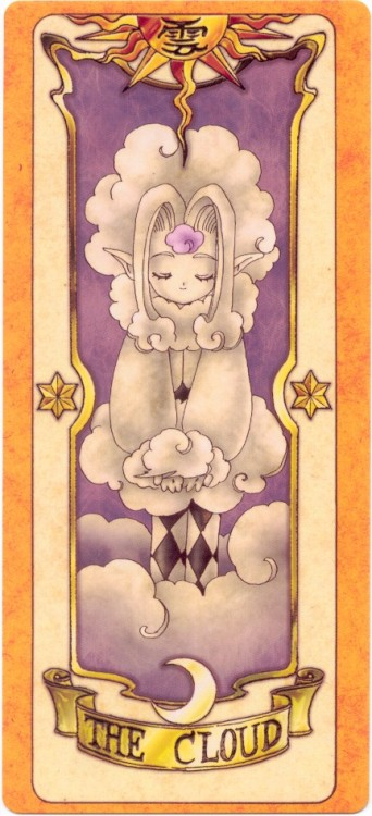 shojo-anime:  The Clow cards: The Cloud