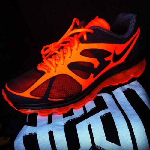 @speed_energy #dayglo #nike #airmax (Taken with instagram)