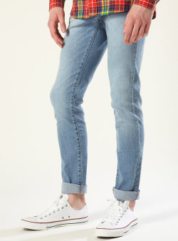 wishlist:topman,light wash stretch skinny jeans,£36