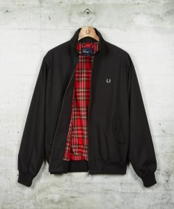 wishlist:fred perry,harrington jacket,£175