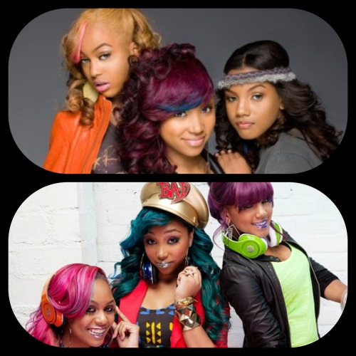 OMG Girlz Then & Now