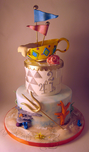 custom cakes in Yuma AZ (by Yuma Couture Cakes)