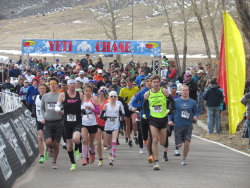 The 2012 Yeti Chase 5K gets underway!  http://www.yetichase.com