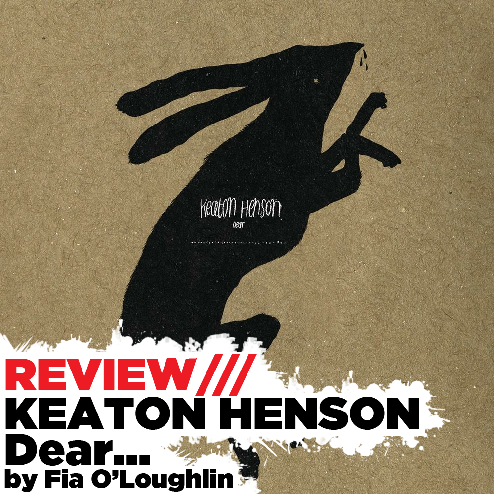 "I have heard of Keaton Henson, have you? I'll just put it out there straight away, that I am fangirling the worst way for 23 year old Henson. I find his debut album, entitiled Dear… so refreshing and touching in a way I haven't felt since I heard Listener for the first time. What I find so charming is Henson's crippling stage fright, so bad that no official gigs are likely for foreseeable future, yet from the comfort of his bedroom, he's still managed to produce what seems to me like audible artwork. The 10-track record begins with ""Prologue"" which is not unlike some of Coco Rosie's earlier work, then comes ""You Don't Know How Lucky You Are"", Henson's single. That song is almost too beautiful, it's fragile and heart-wrenching, but I feel he uses the pitch-bending technique too much at the wrong times which roughens the tone in a way that's not really growing on me. I'll freely admit that most of the songs on the album sound similar to each other but I like it that way. If it sounds this brilliant, why change it? Minor grievances aside, tracks like ""Party Song"" make up for my criticisms and caught my attention so forcefully that I missed a really nice pair of shoes on eBay, so you know it's good Whilst the single may suggest an album of despair and pining for a former girlfriend, which it is for a sizeable portion of the album, mirroring Bon Iver's For Emma, Forever Ago songs such as ""Sarah Minor"" showcase a youthful and cheerful side to Henson's eloquently expressed adoration. Take my word for it, this album is worth losing shoe bidding wars over."