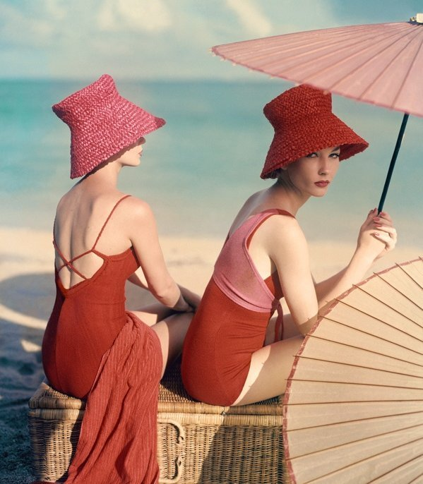 Vogue (1957) by John Rawlings.