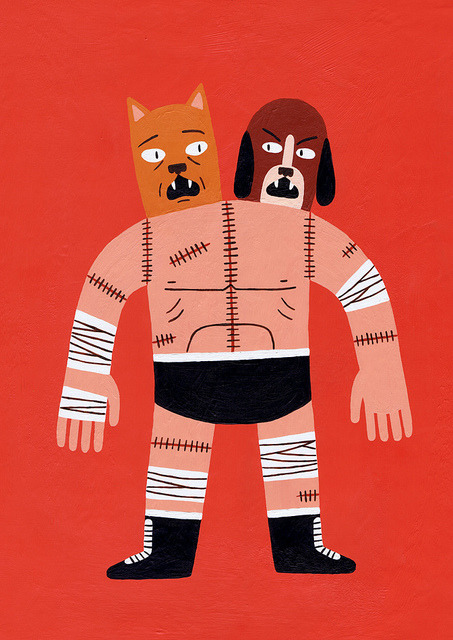 Bodge Job by Jack Teagle on Flickr.
