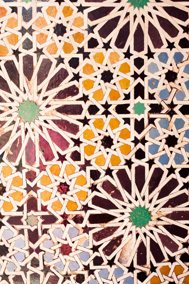 drosostalida:  beautiful & colourful tiles