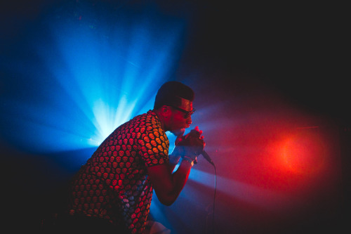 Last week, Willis Earl Beal performed at Vancouver's Biltmore Cabaret to an enthused crowd. Review at Capilano Courier.com. Click through to read. Photos by Tom Nugent.